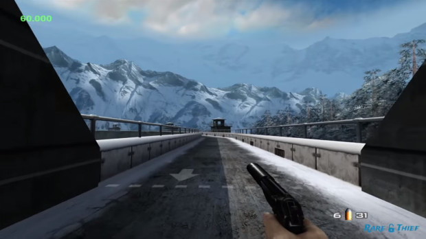 Goldeneye Dam Remaster