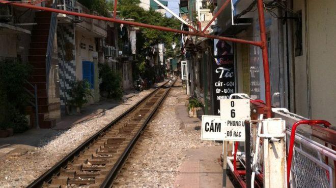 Hanoi Railroad
