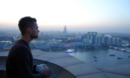 Jacob North Korea