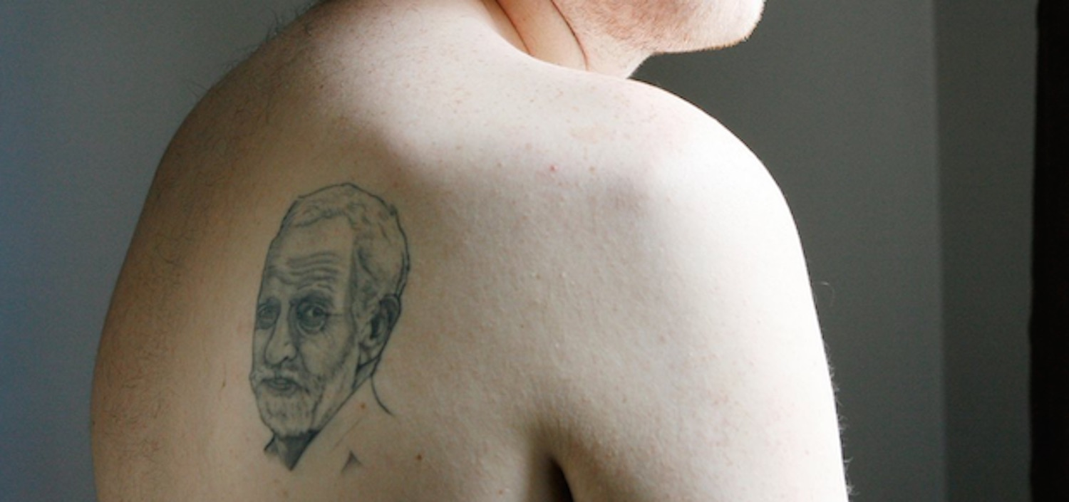 Jeremy Corbyn Tattoo Featured