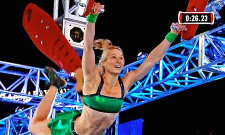 Jessie Graf Ninja Warrior
