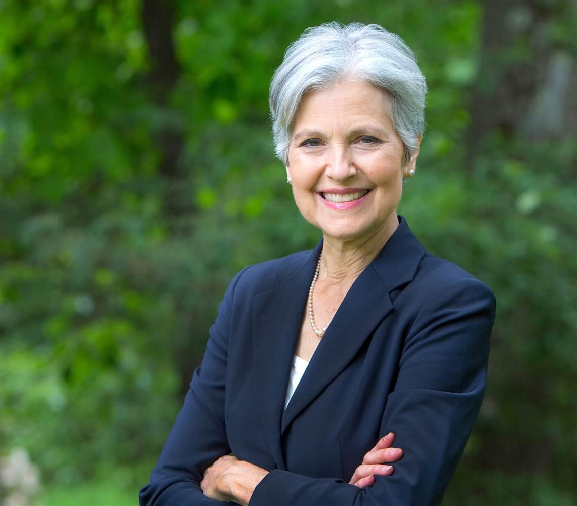 Jill Stein Green Party US
