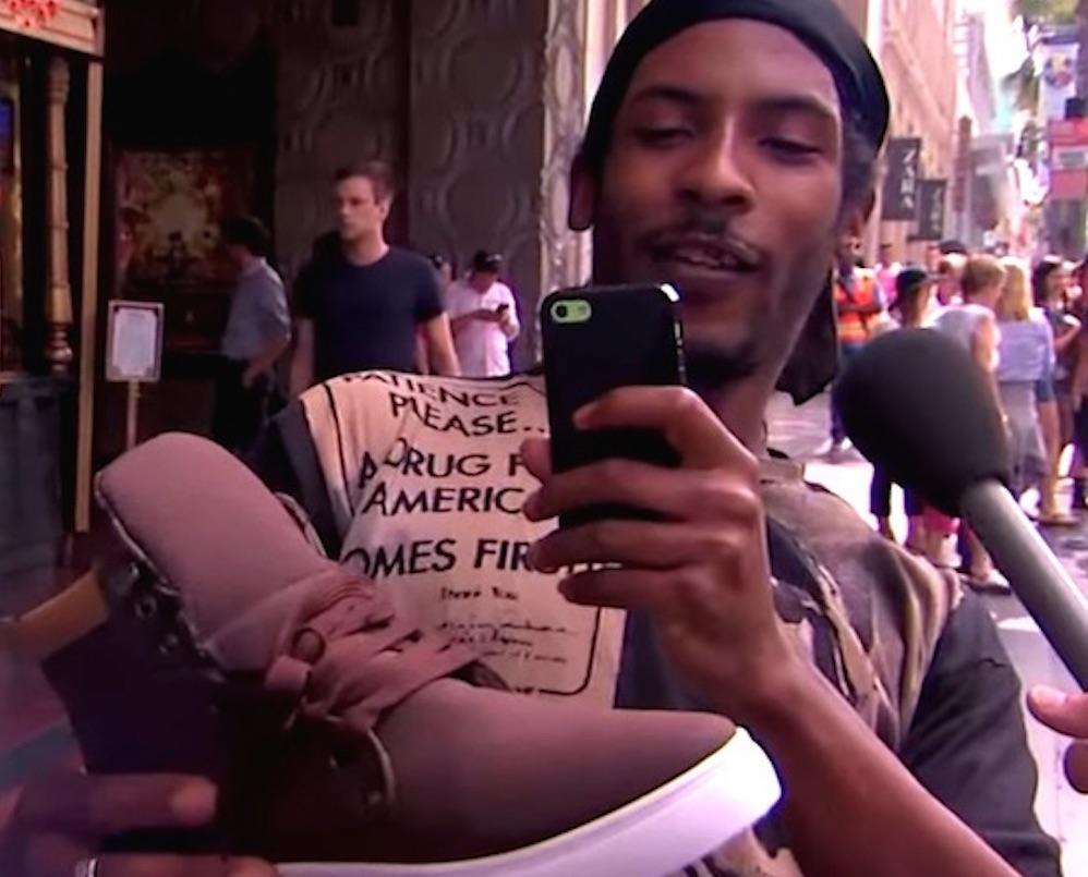 Jimmy Kimmel Kanye West Shoes