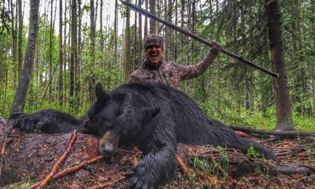Josh Bowmar Spear Hunting