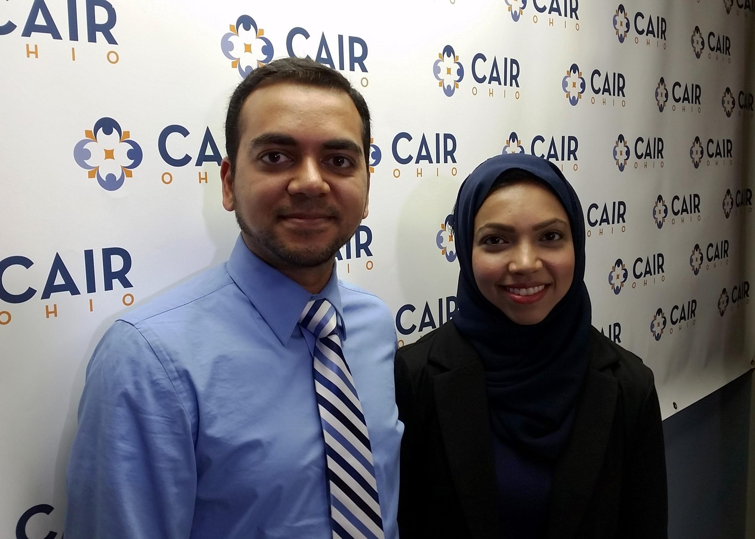 Nazia and Faisal Ali