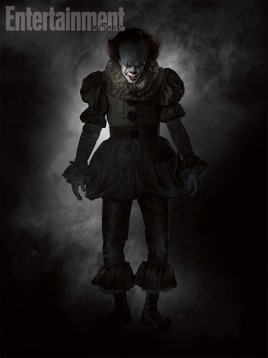 New Pennywise Clown