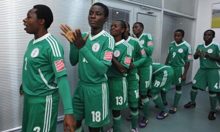 Nigerian football team