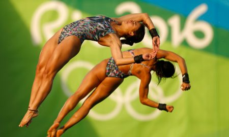 Olympic Diving Duo