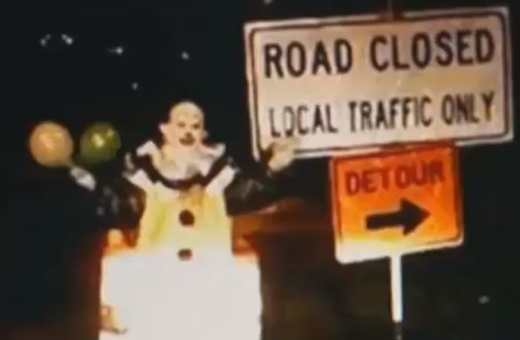 Pervert clowns
