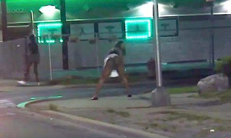 Prostitutes Twerking