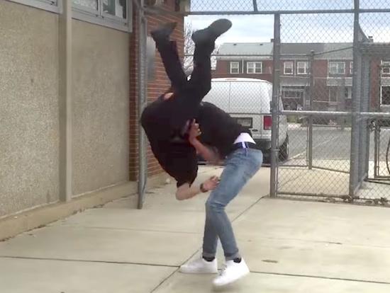 Street Fight Slam