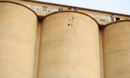 Throwing man off building ISIS