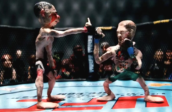 UFC Claymation