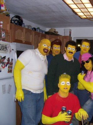 d05b891b94335091ca4233c4f53f23ff  sc 1 st  Sick Chirpse & 20 Photos That Prove There Is No Way Of Dressing As u0027The Simpsons ...