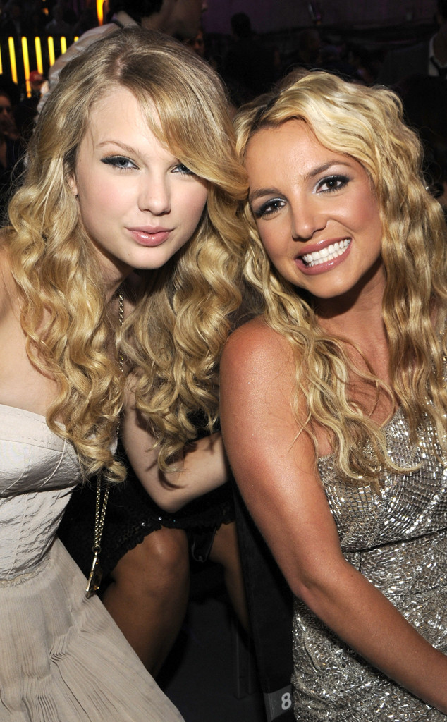 Britney spears says shed love to meet taylor swift one day shes girls m4hsunfo