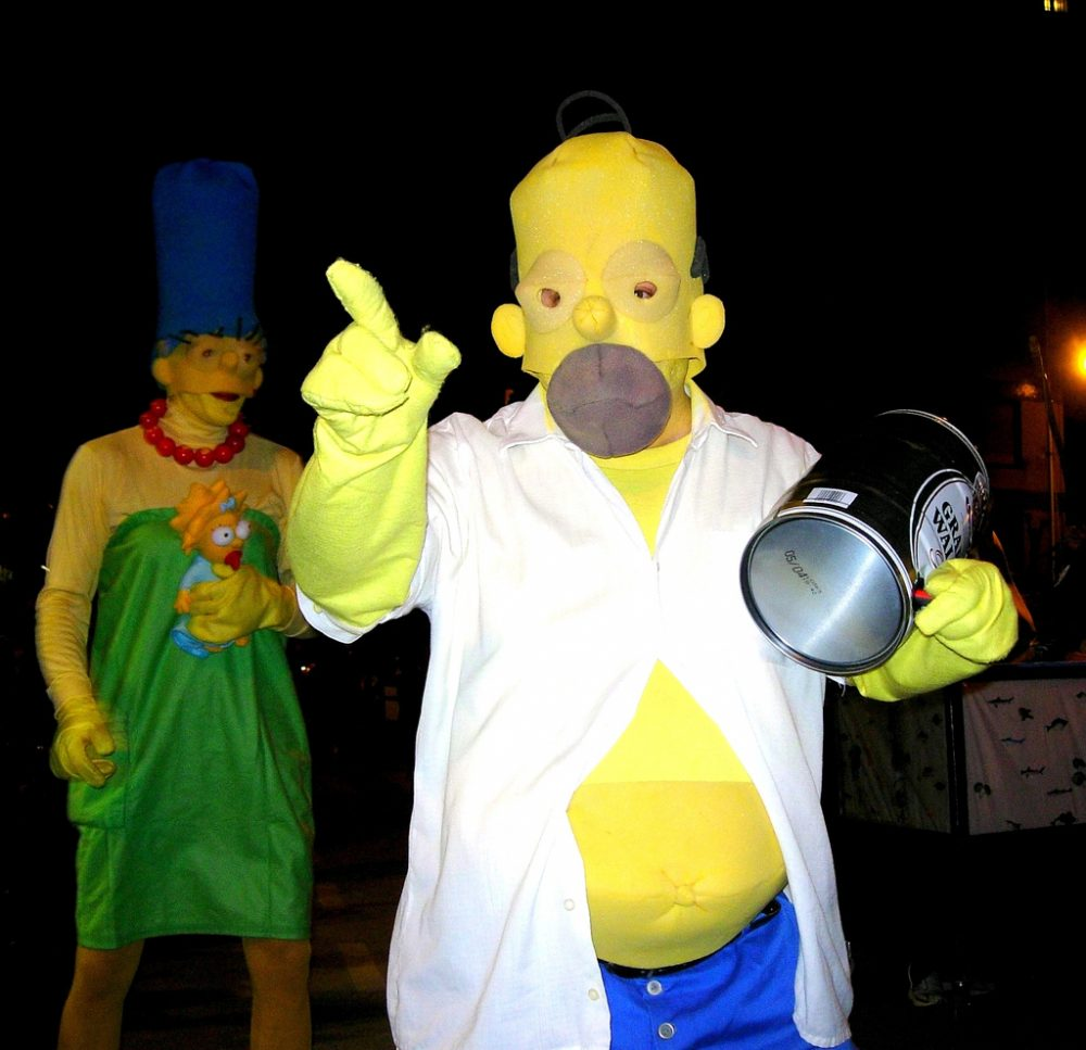 homer-and-marge-1