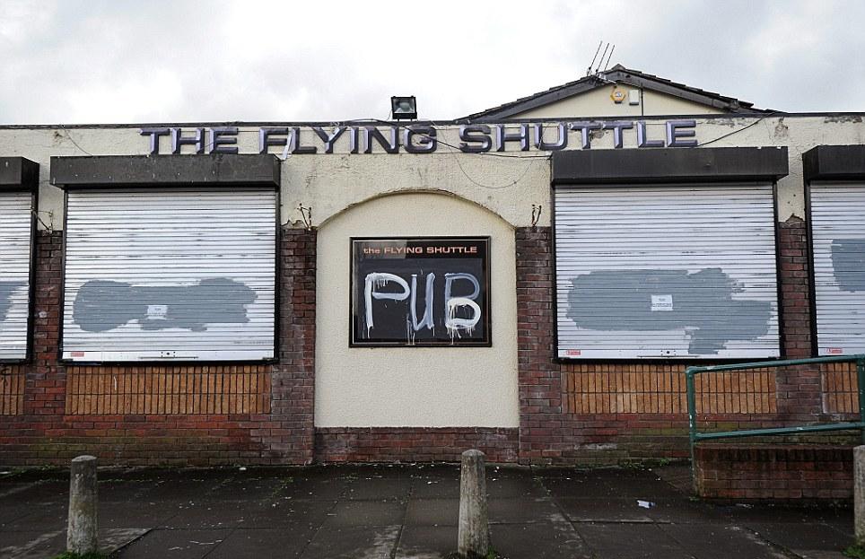 the flying shuttle