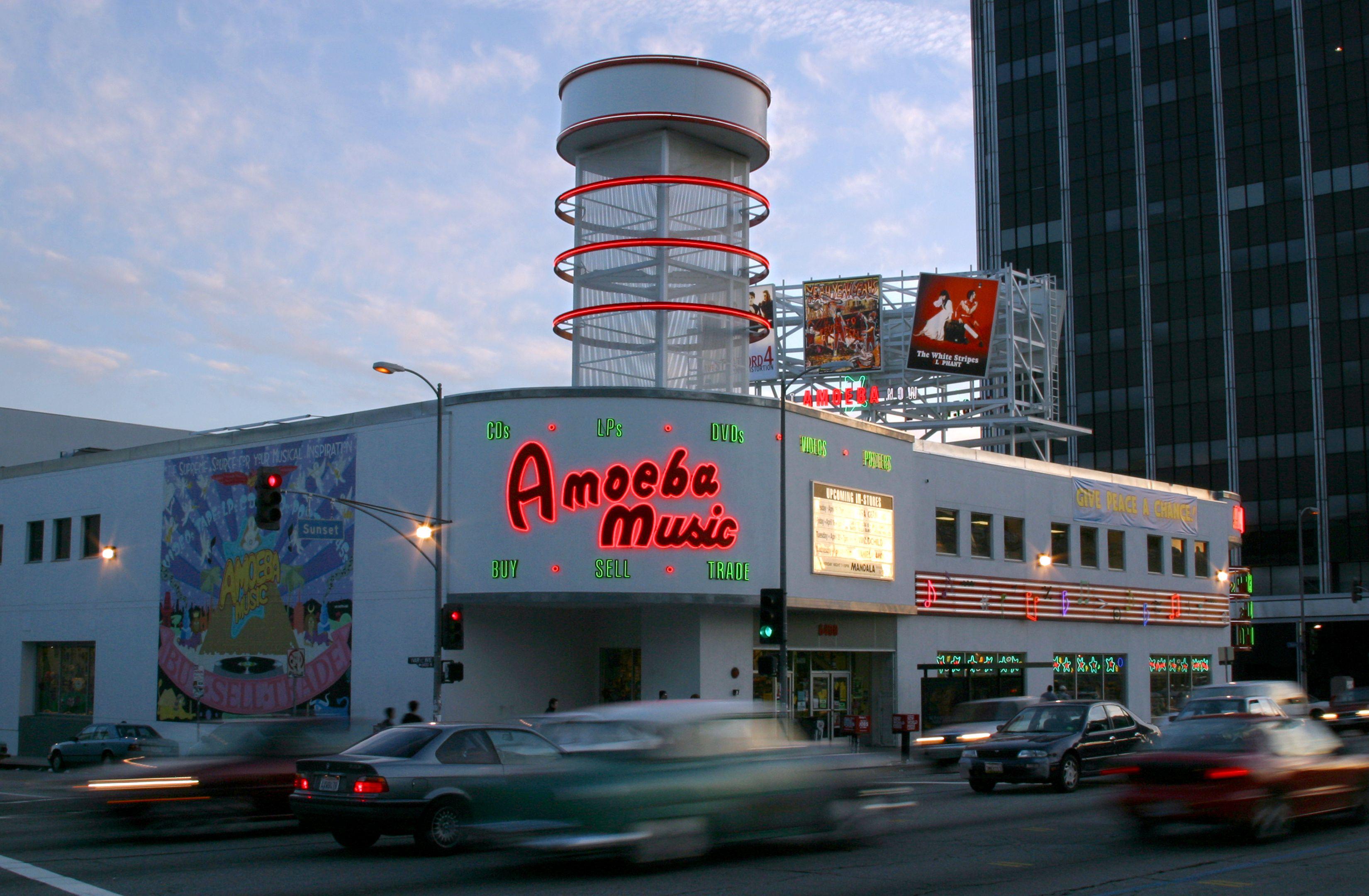 amoeba-music