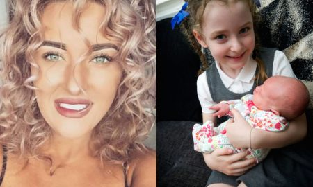 Amy Ducker baby Elsie Libby