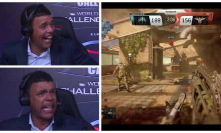 Chris Kamara Call Of Duty