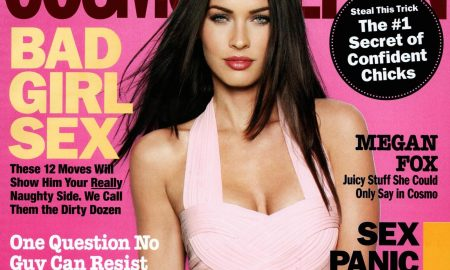 Cosmo front cover