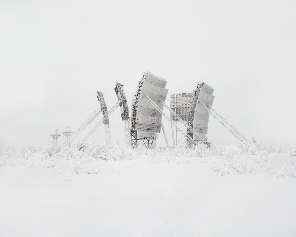 Danila Tkachenko - Restricted Area - Antenna