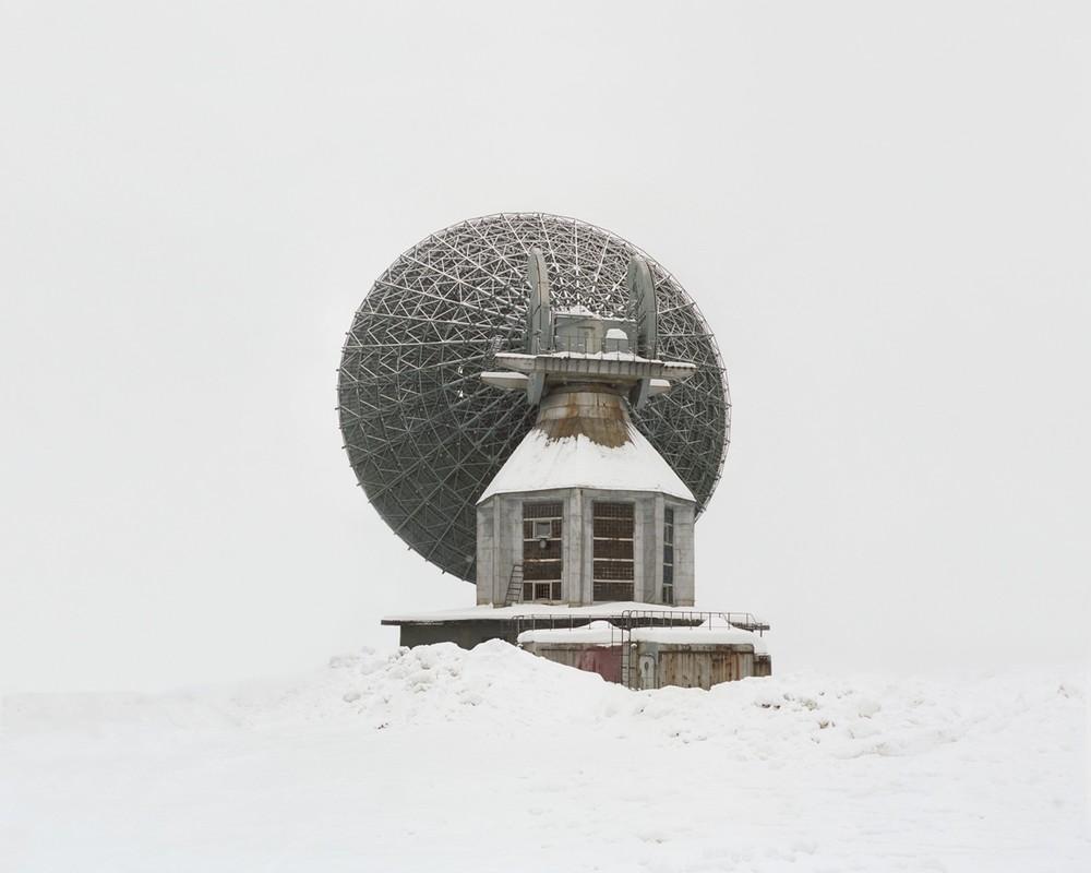 Danila Tkachenko - Restricted Area - Scientific storage