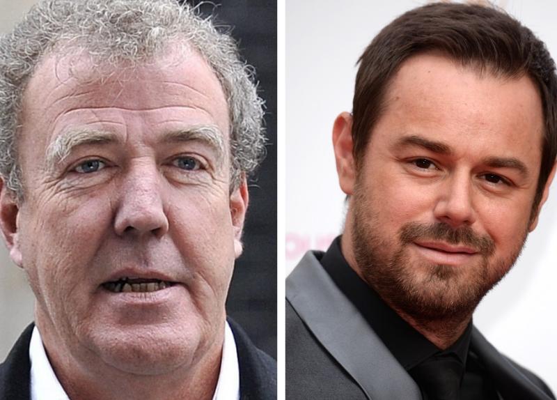 Jeremy Clarkson Danny Dyer