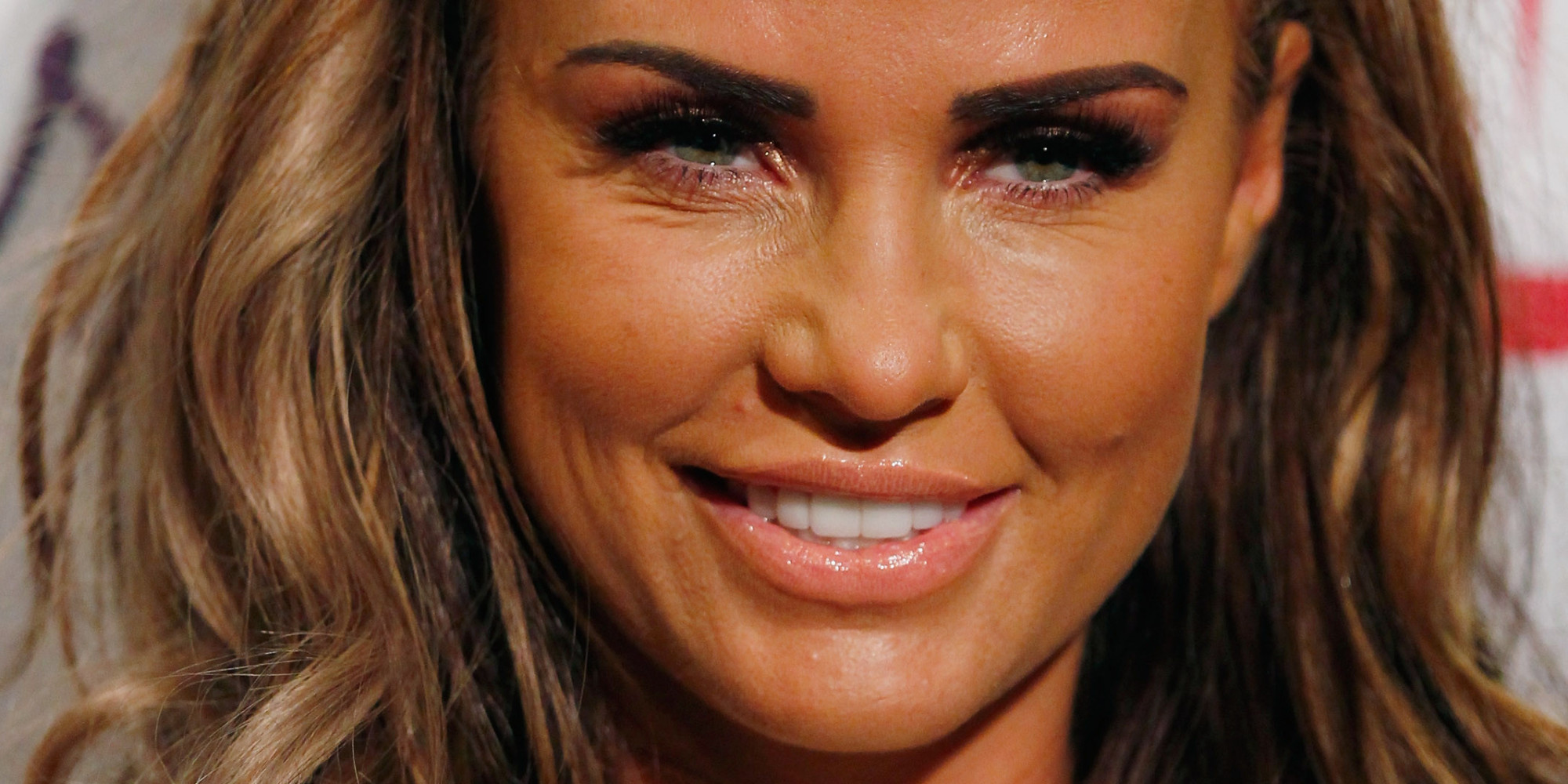 Katie Price Live In Sydney