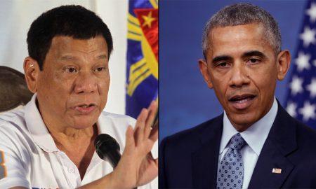 Obama Duterte