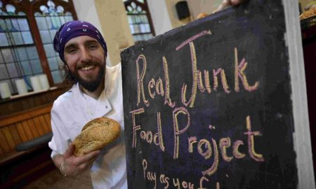 Real Food Junk Project