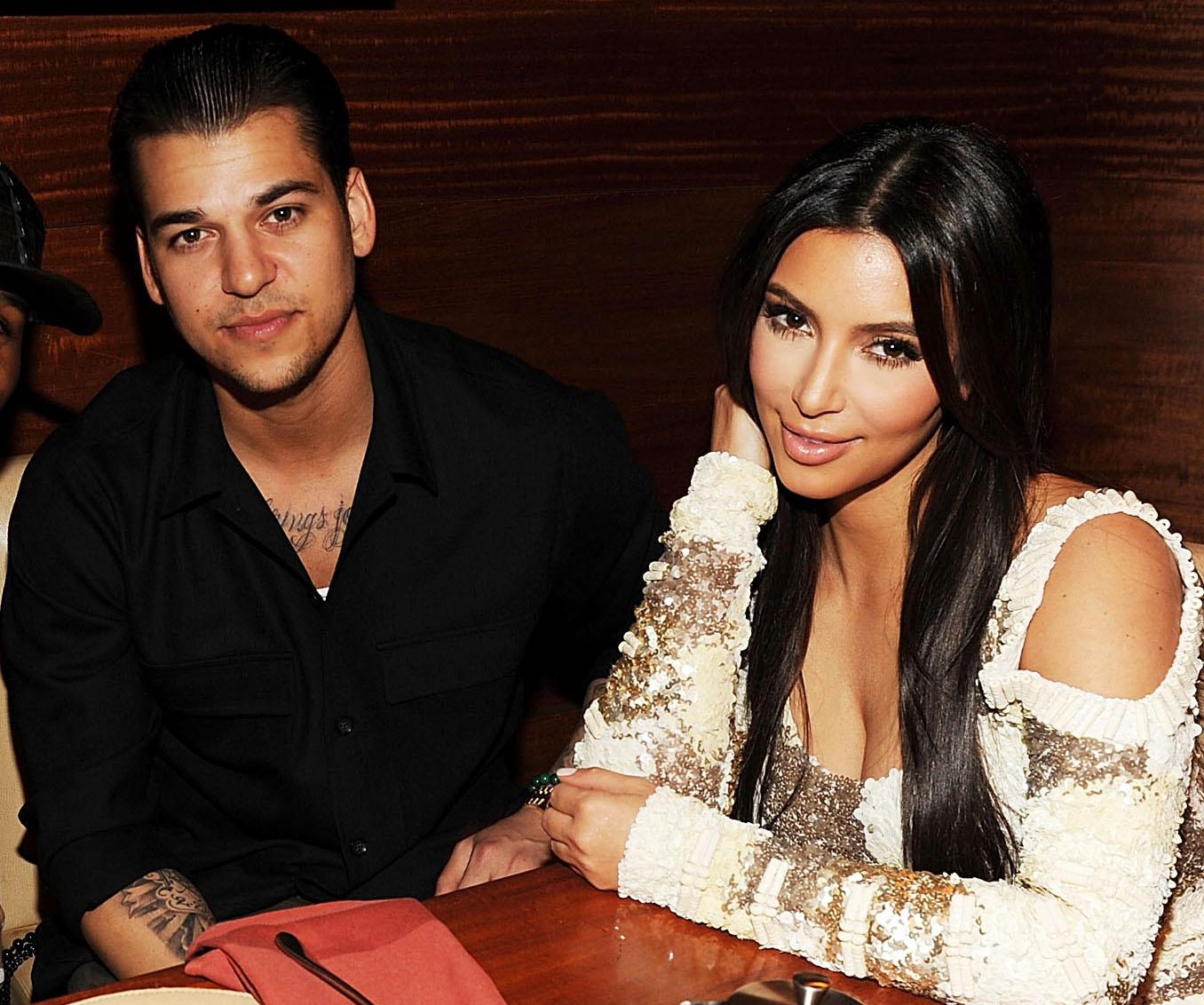 Rob and Kim