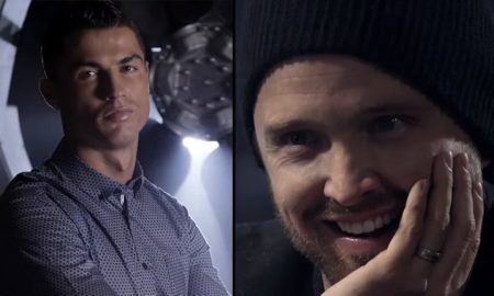 Ronaldo Aaron Paul Poker