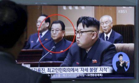 Kim Jong Un, Kim Yong Jin