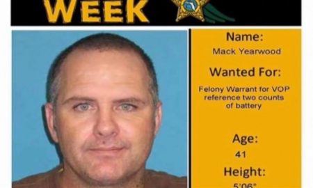 Wanted Poster Facebook