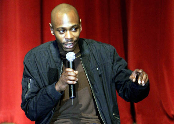 Dave Chappelle Speaks To Students At Duke Ellington School Of The Arts