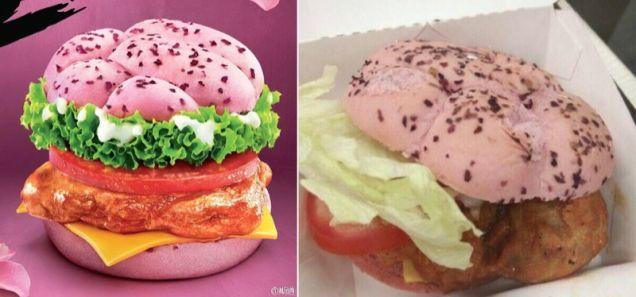 rose burgers