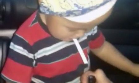 smoking-toddler