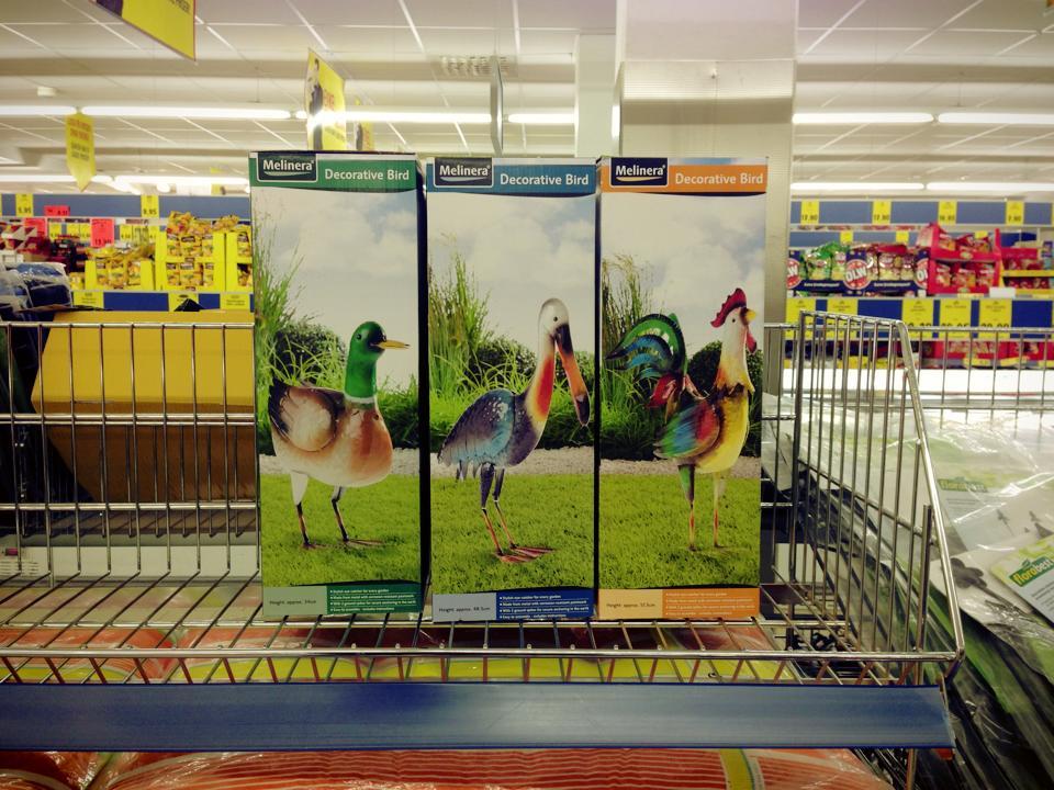 decorative-plastic-birds