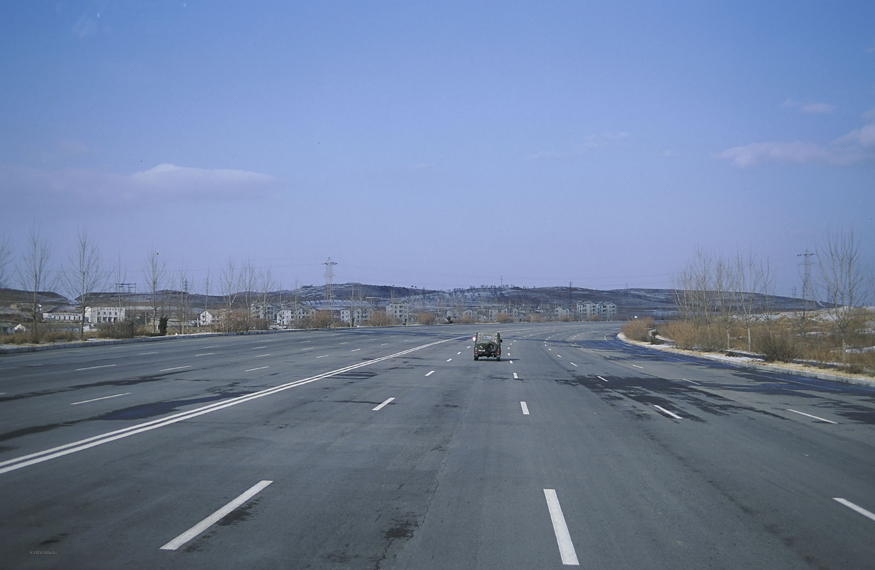 empty-motorway