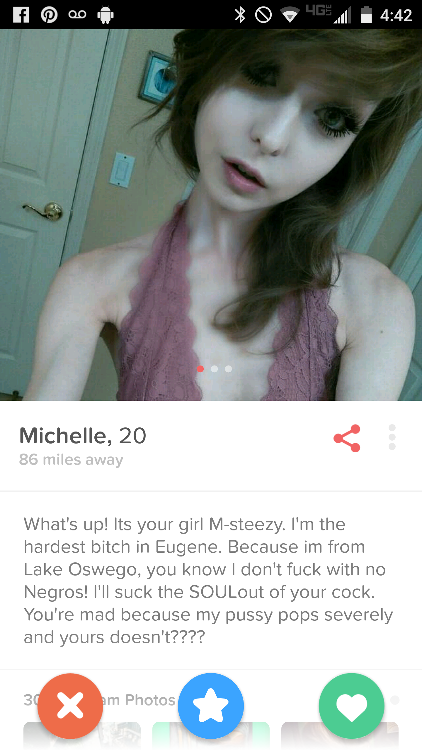 Funny tinder profile lines for dating 1