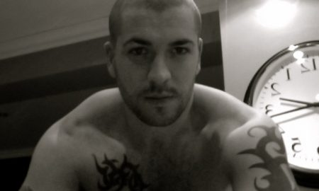 shayne-ward-shirtless-buzzed