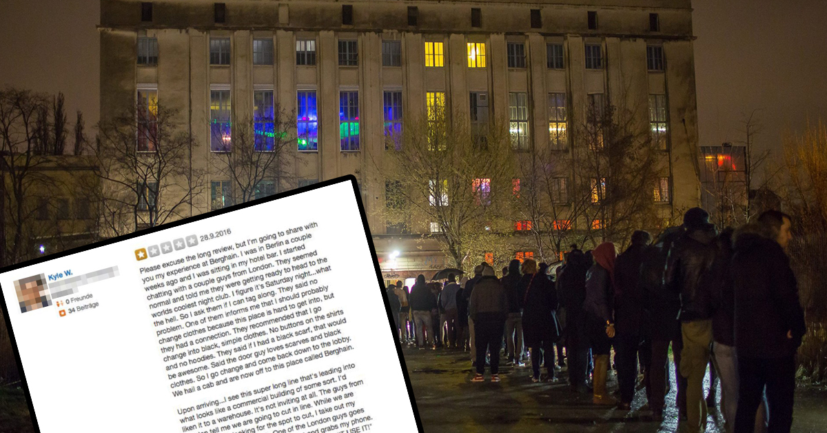 Berghain Review
