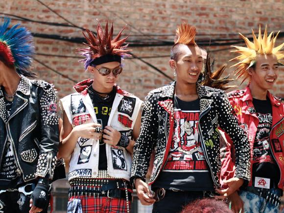 burmese-punks