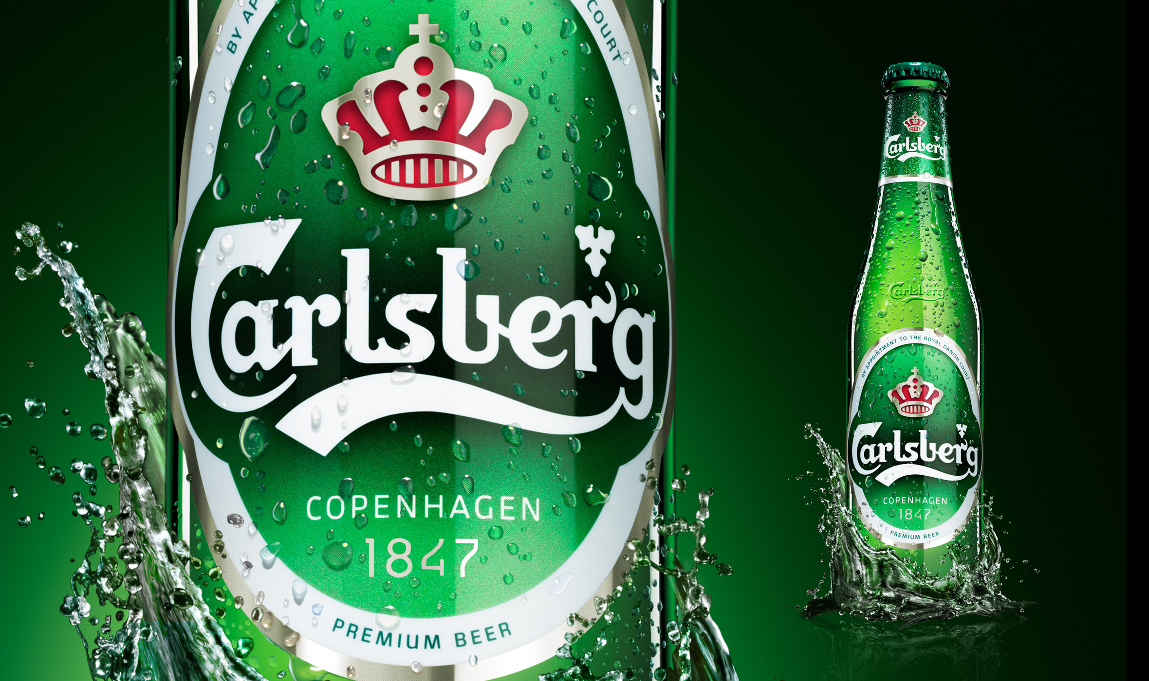 Unemployed this job will pay you 12 000 to drink beer - Carlsberg beer wallpaper ...