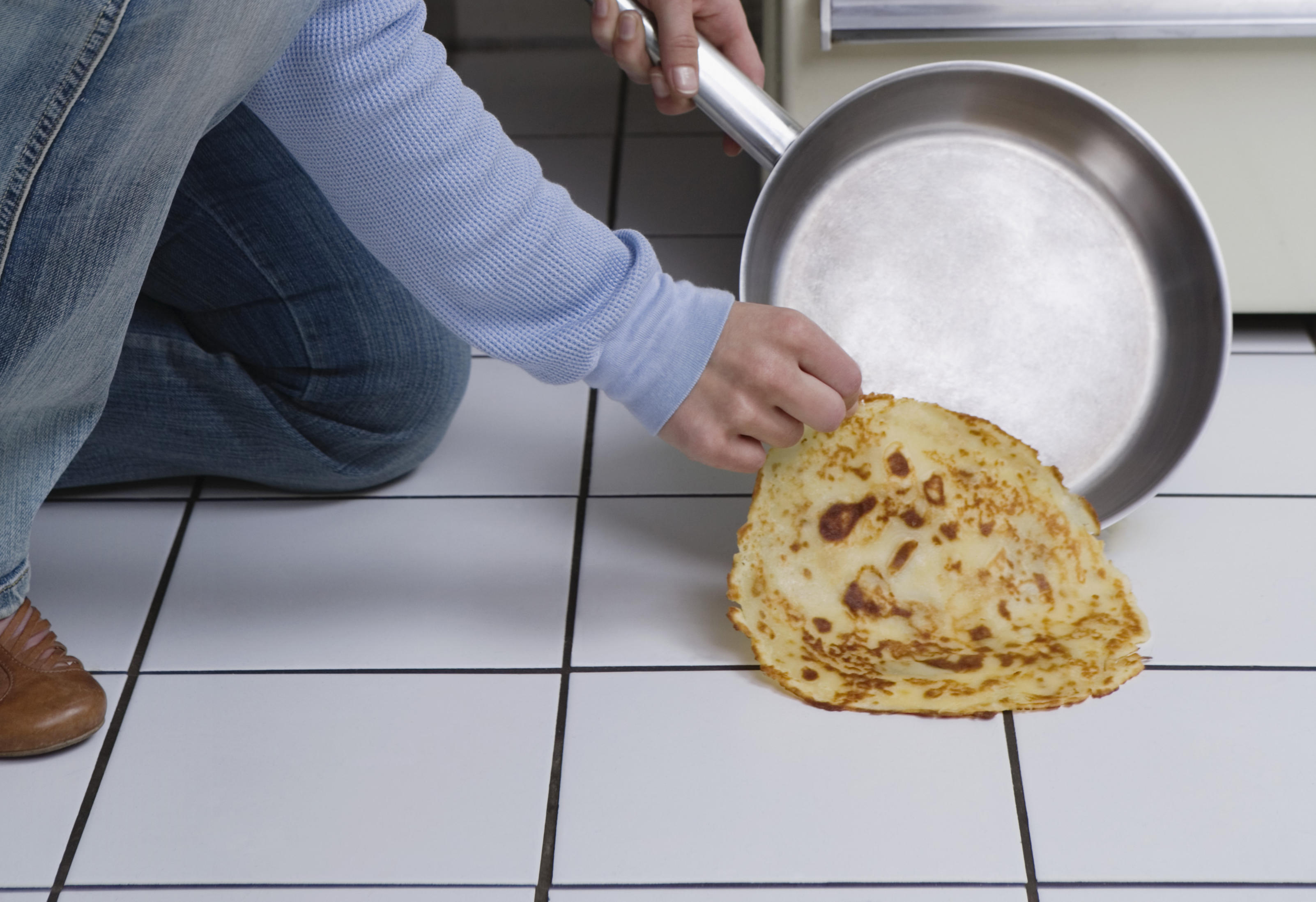 floor pancake