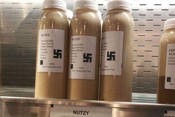 nazi-smoothie