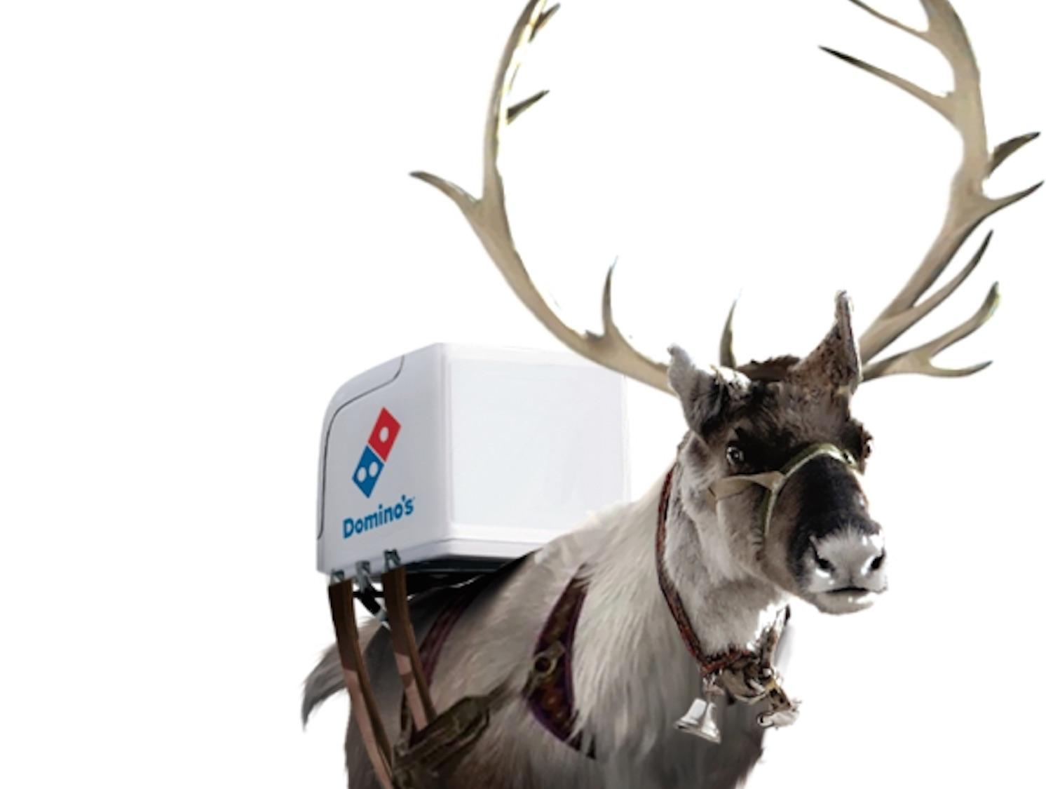 pizza-reindeer