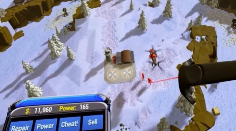 Check Out This Insane Remake Of 'Red Alert 2' In The Unreal