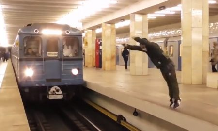 train-stunt
